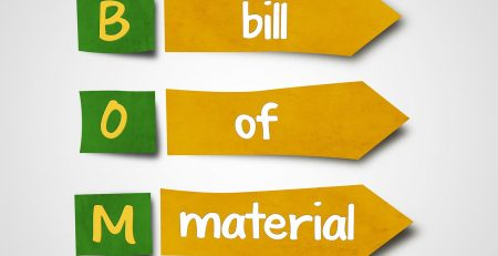 bill of material infographic