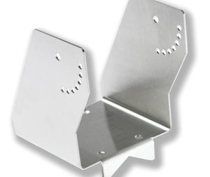 sheet metal bracket part