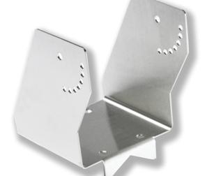 sheet metal bracket part