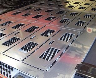 metal punch sheet